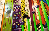 High Exposure Climbing in Northvale, Bergen County, NJ Indoor Climbing Space