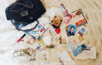 What's In This Mom's Bag