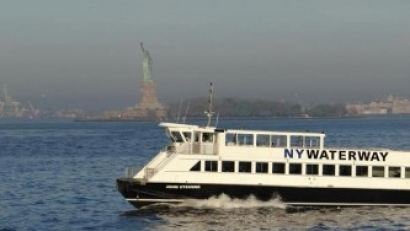 NY Waterway Ferry to NYC: Easy Travel from Bergen County to Manhattan (dedicated)