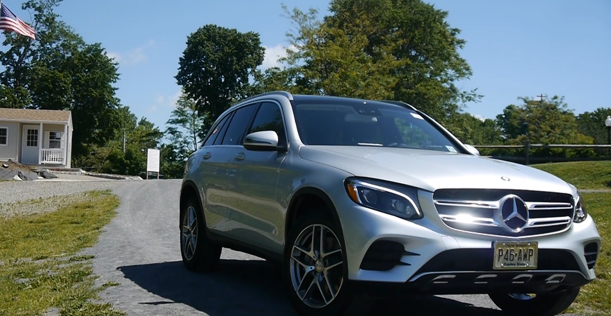 Meet your family 39 s favorite ride from benzel busch for Mercedes benz englewood nj service