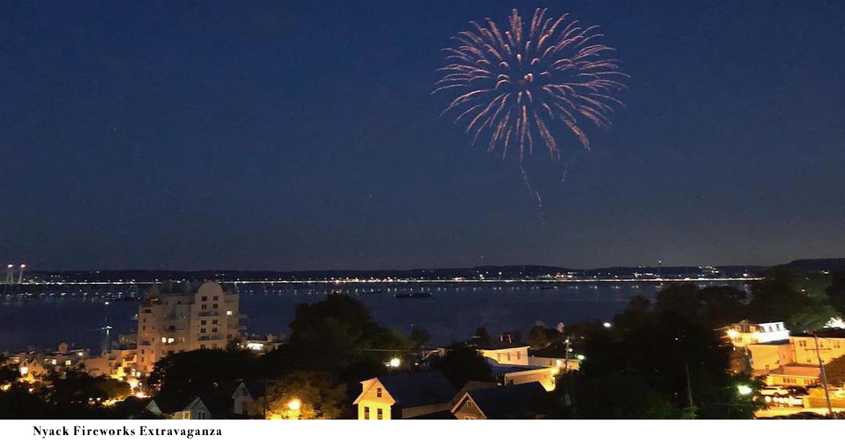 Fourth of July Fireworks and Festivities in Bergen County and Beyond