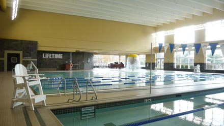 Life Time Athletic In Montvale Opens Bergen County Nj