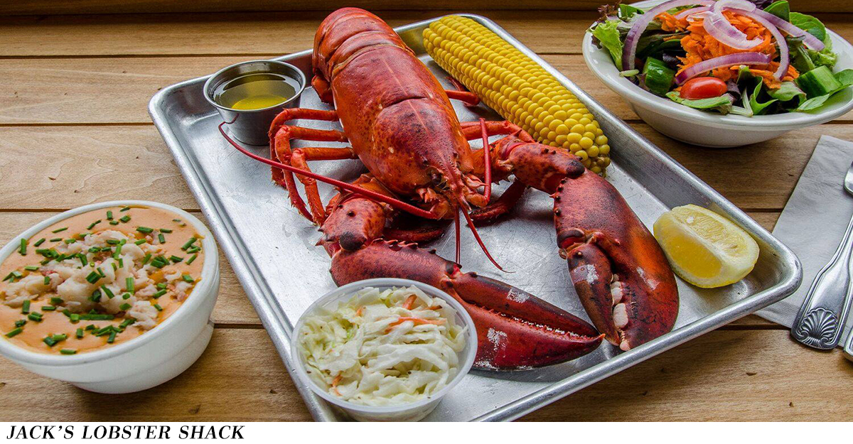 For Those Of Us Who Have Visited Jack S Lobster Shack Edgewater Location You Know Stepping Into This Is Like Taking A Trip To Maine Or Connecticut