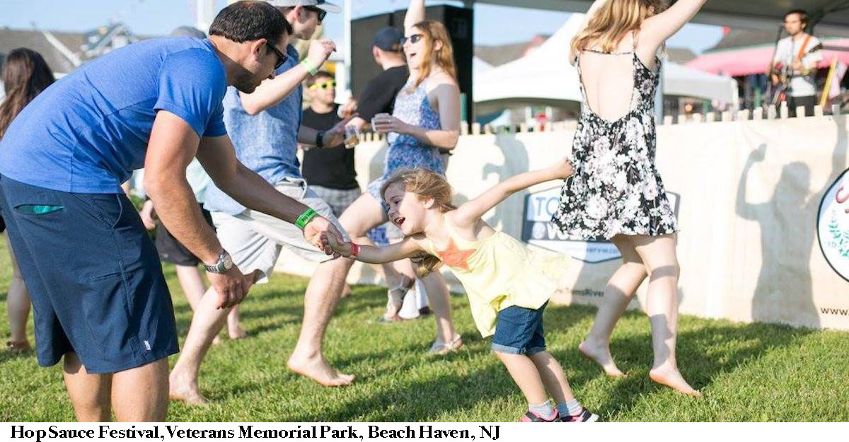 Spring Festivals In and Around Bergen County NJ: Your Week-by-Week