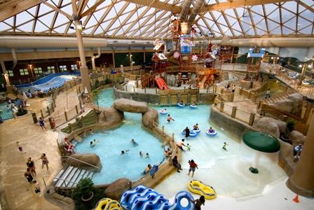 Camelback Lodge S Huge New Indoor Water Park Bergen
