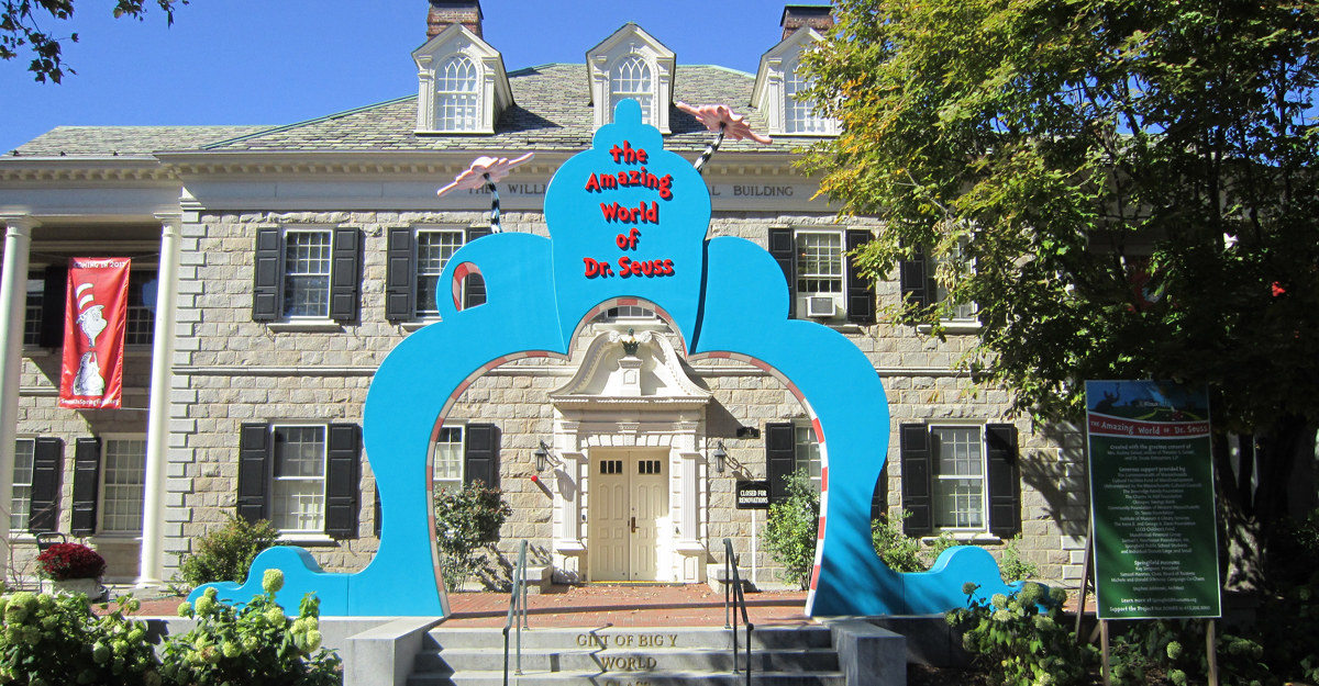Get Amazed At The Amazing World of Dr. Seuss Museum | | Bergen ...