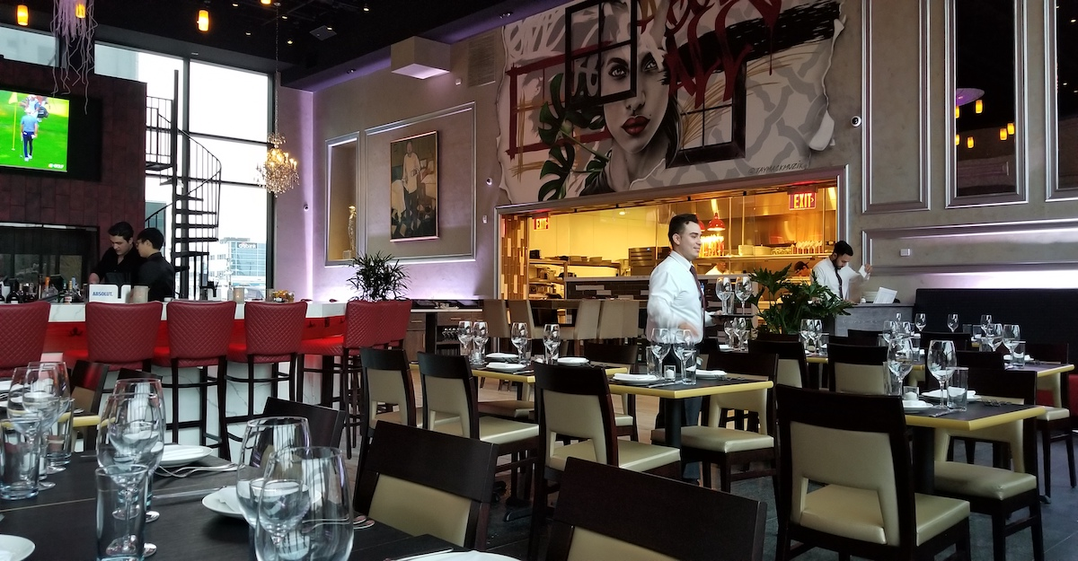 ventanas restaurant in fort lee opens spring dinner plans