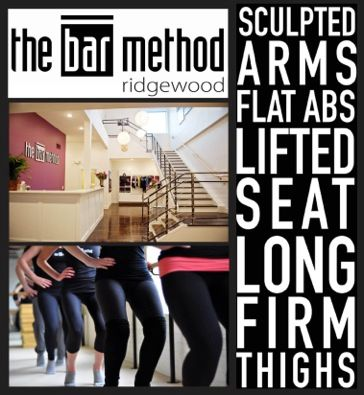 The Bar Method Ridgewood Bergen County Nj Things To Do Restaurants Family Fun And More