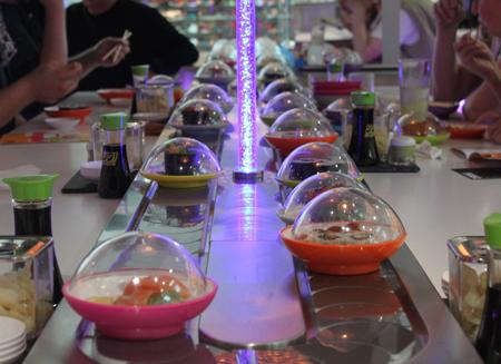 Yo sushi westfield garden state plaza sushi restaurant in - Garden state plaza mall restaurants ...
