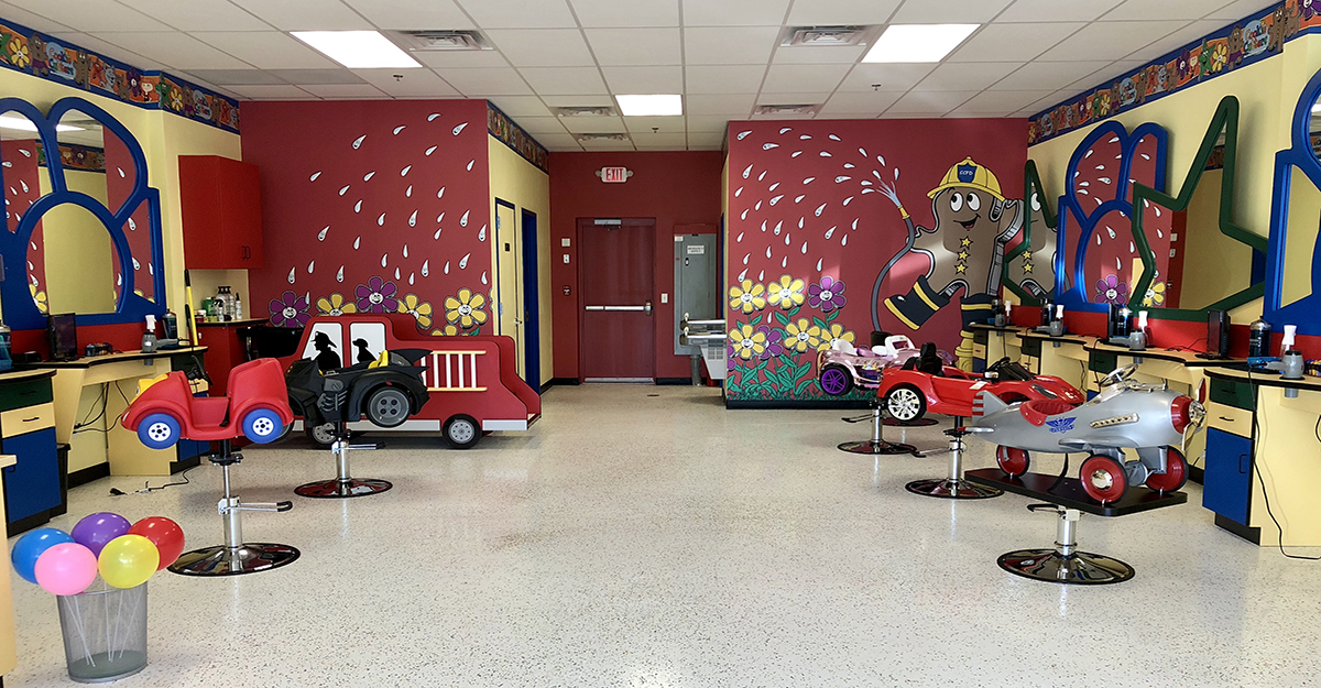 The New Spot For Kids Haircuts In Nj Cookie Cutters Haircuts In