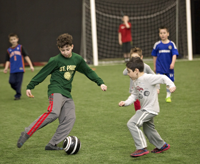 Soccer Classes And Soccer Clinics At West Rock Indoor Bergen County Nj Things To Do Restaurants Family Fun And More