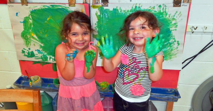 Why Tots Thrive at Temple Sinai Preschool in Bergen County
