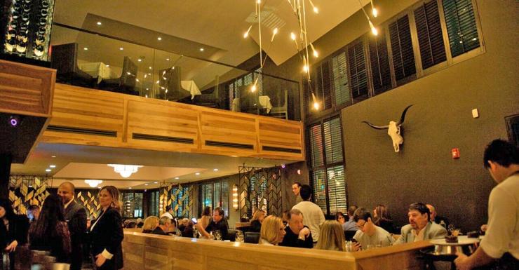 American Cut Bar Grill Restaurant Opens In Englewood Nj