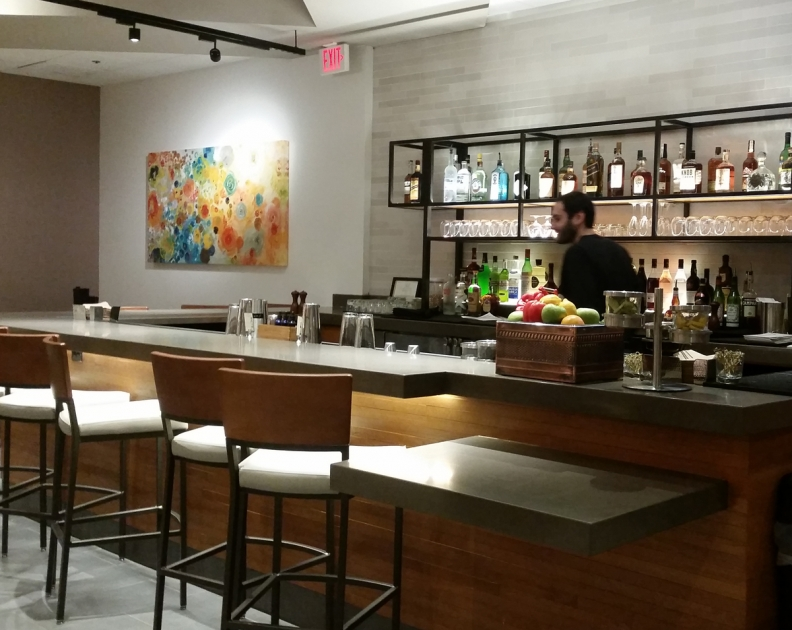 Bazille Opens At Nordstrom Adding To The Garden State Plaza Restaurants Bergen County Nj