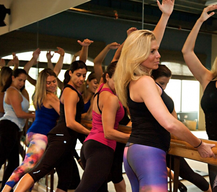 Best Barre Workouts In Bergen County