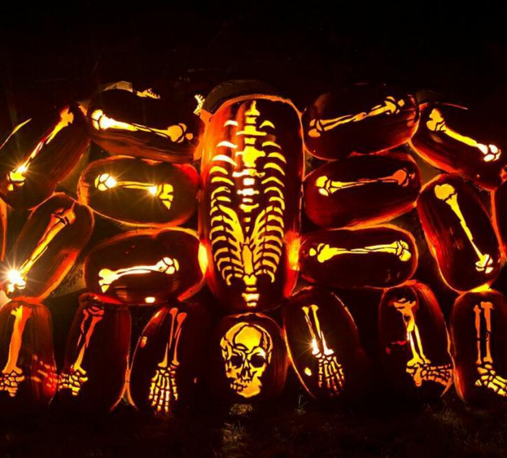 pompoenfeest halloween yourcheckin