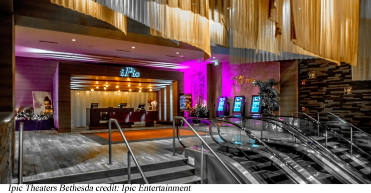 Ipic Theater And City Perch In Fort Lee Nj Bergen County Nj