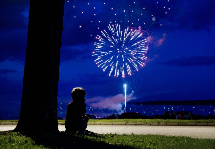 Fireworks and Fourth of July Celebrations in Bergen County