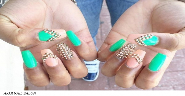 6 Nail Salons Doing Mind Blowing Nail Art Bergen County Nj