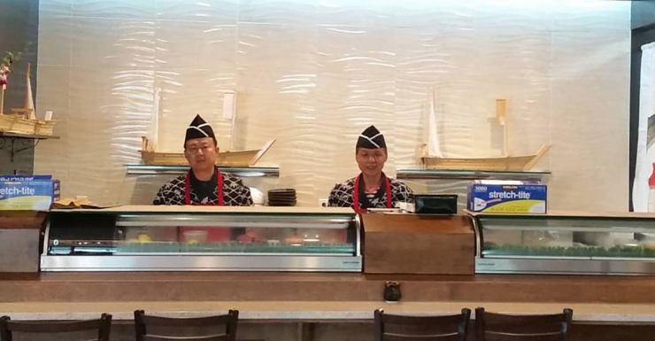 Naru Sushi And Hibachi Is Open In Franklin Lakes Bergen
