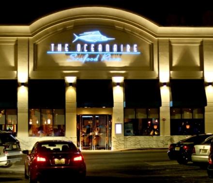 Oceanaire Seafood Room Hackensack Bergen County Nj