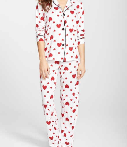 valentines day gifts we heart - Valentines Day Pajamas