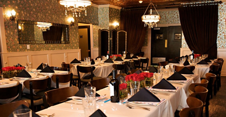 Best Restaurants For A Holiday Dinner In Bergen County