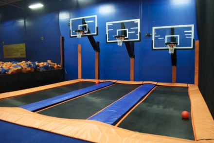 Sky Zone Indoor Trampoline Park Pine Brook Bergen
