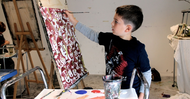 Summer Art Camp At One River School Dedicated Bergen