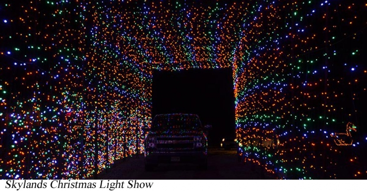 things to do in bergen county week of december 15 - Christmas Light Show Nj