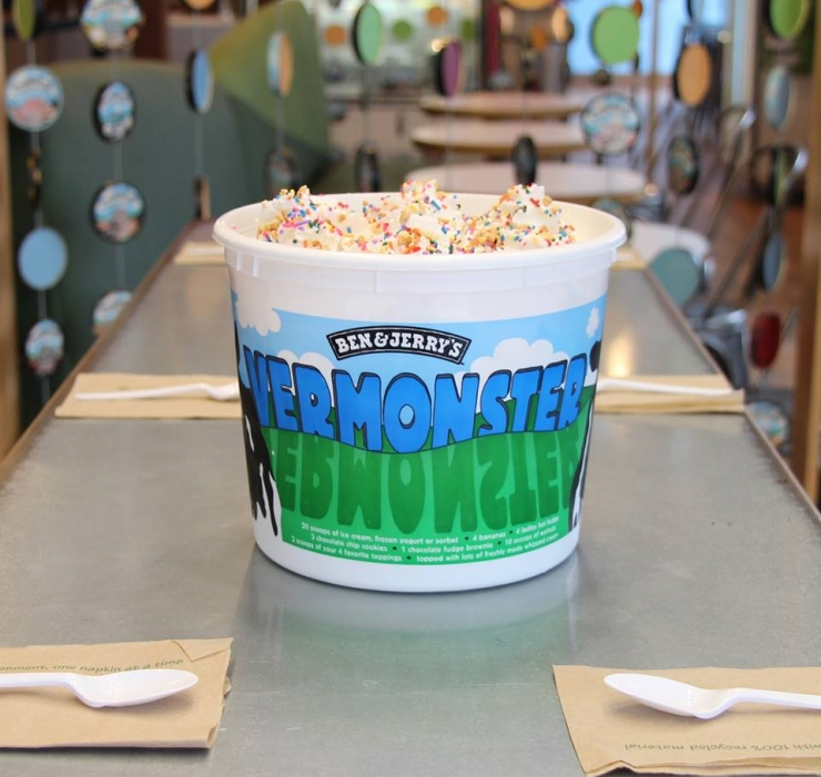 Kids Birthday Parties At Ben Jerrys New Jersey Ridgewood And Edgewater Dedicated