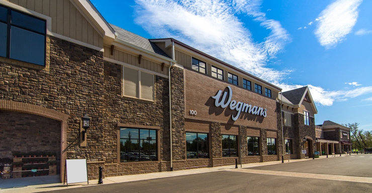 Wegmans Montvale Takes Supermarket Shopping To A New Level