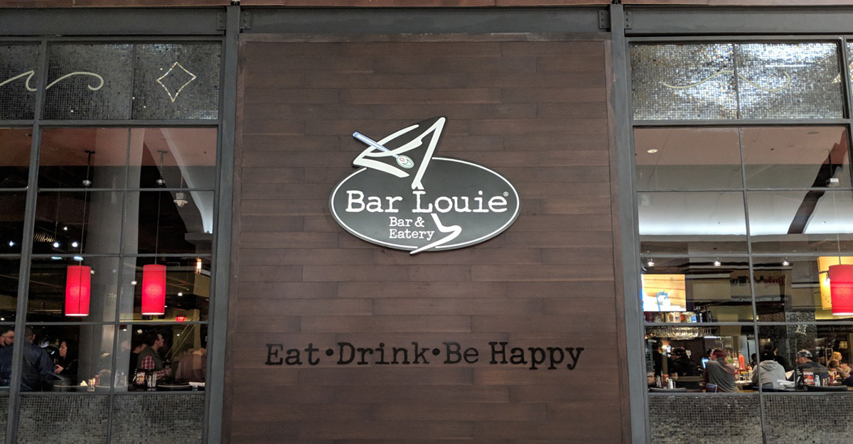 New Restaurant Bar Louie Opens In Garden State Plaza Dedicated Bergen County Nj Things To