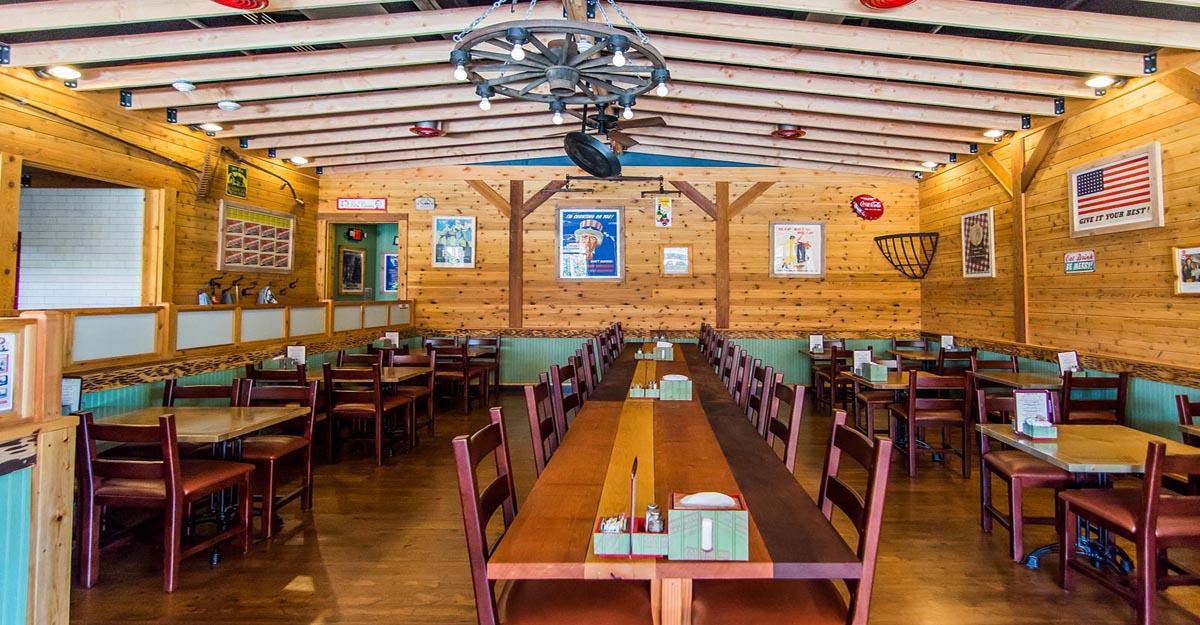 Farmhouse Café Eatery