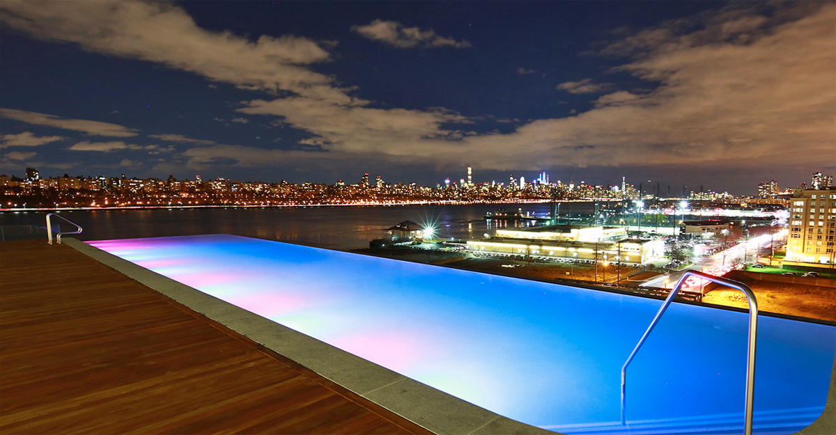 Spa With Pool Jersey City