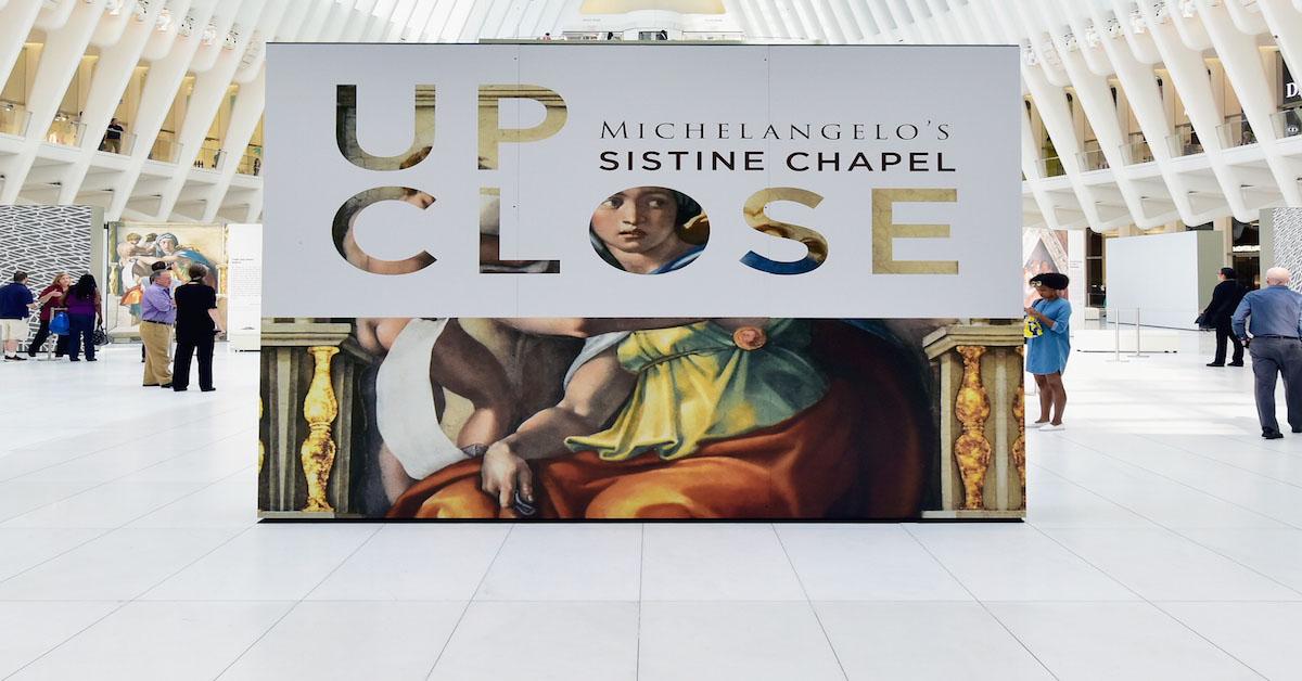 See the sistine chapel at westfield 39 s garden state plaza - Restaurants near garden state plaza ...